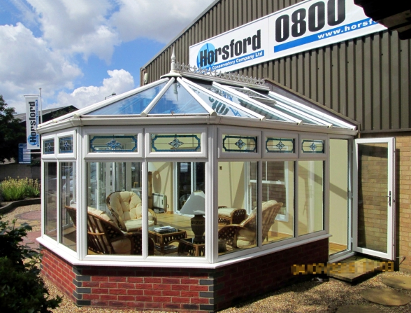 Horsford Showroom
