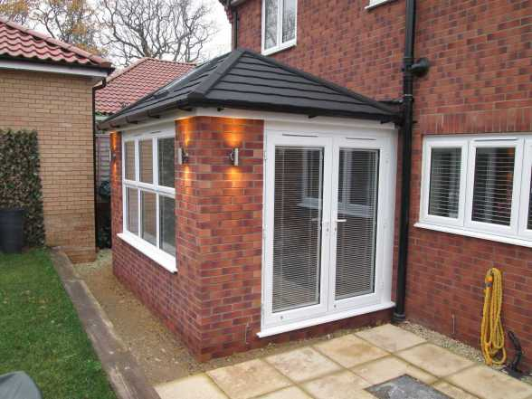 Horsford French Doors exterior