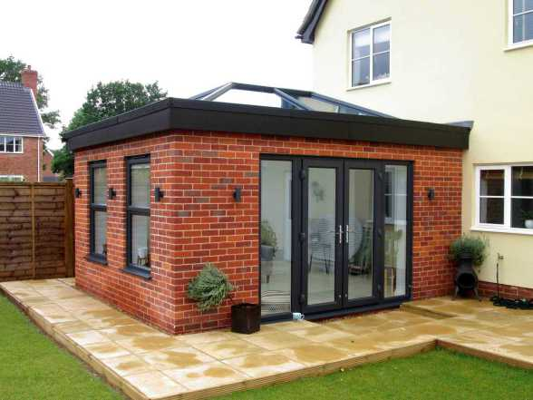 Horsford Warm Roof Project