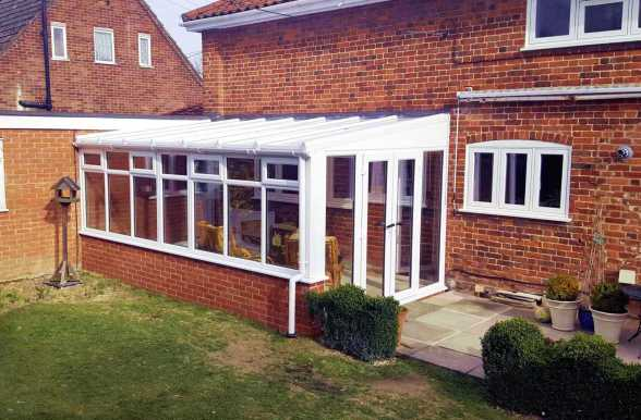 Horsford Lean-To Conservatory - Costessey