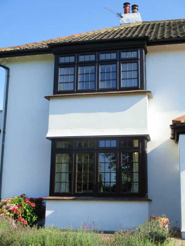 Horsford Bay Window project