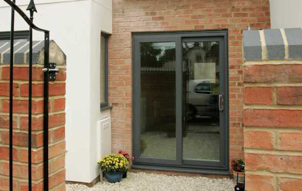Patio Doors project