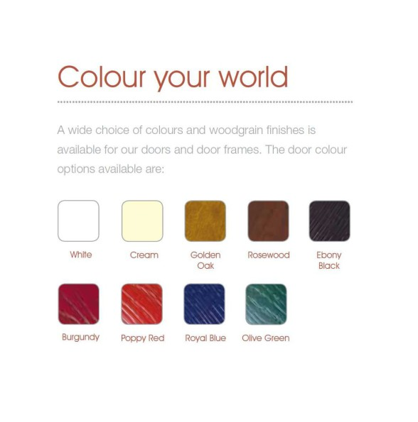 Horsford Colour Finishes