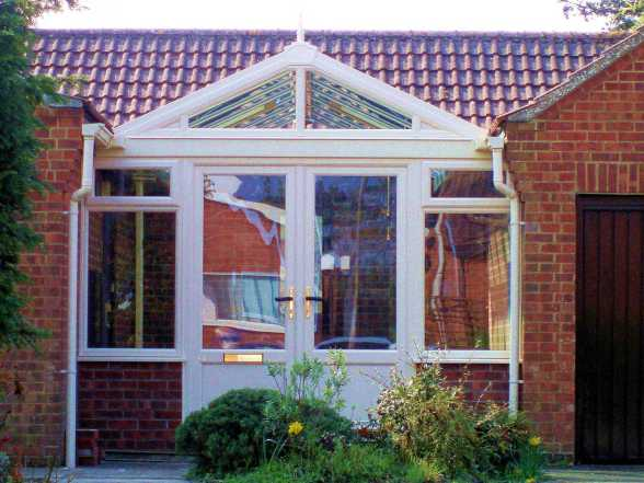 Horsford Porch project