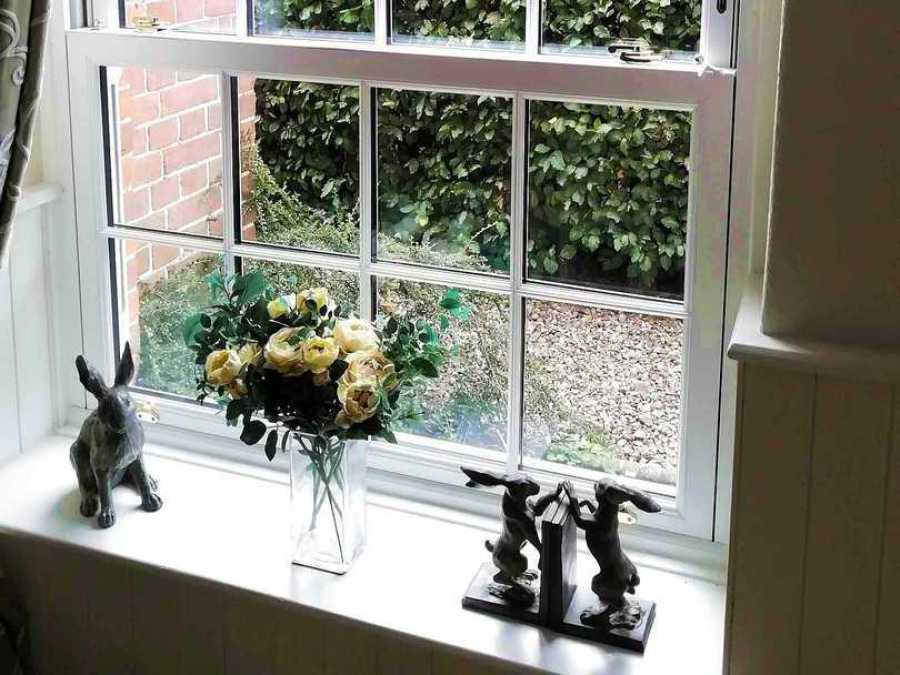 Recent Horsford sliding sash window installation