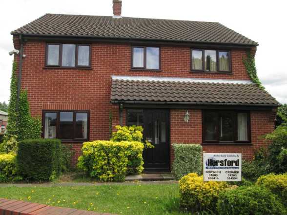 Horsford Windows project
