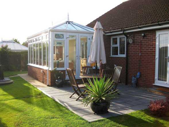 Horsford Conservatory project