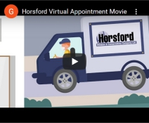 Horsford new virtual appointment service