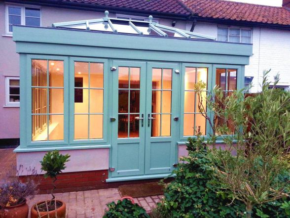 Chartwell Green Orangery by Horsford
