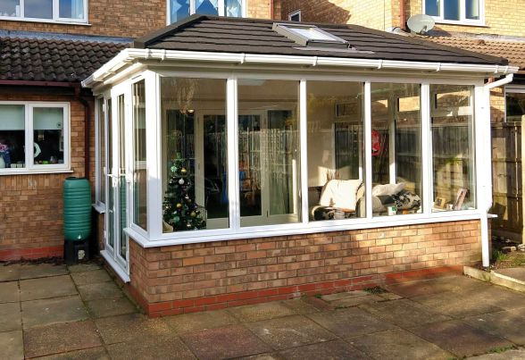 Mr & Mrs G, New Warm Roof by Horsford