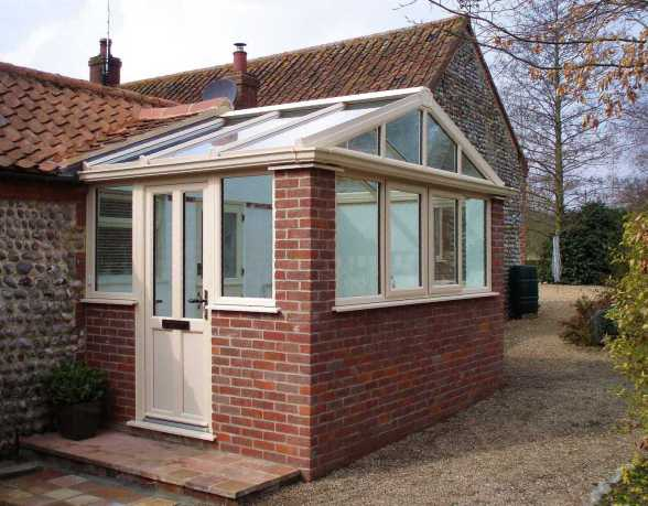 Horsford bespoke Porch project