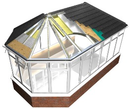 Warm Roof Specifications