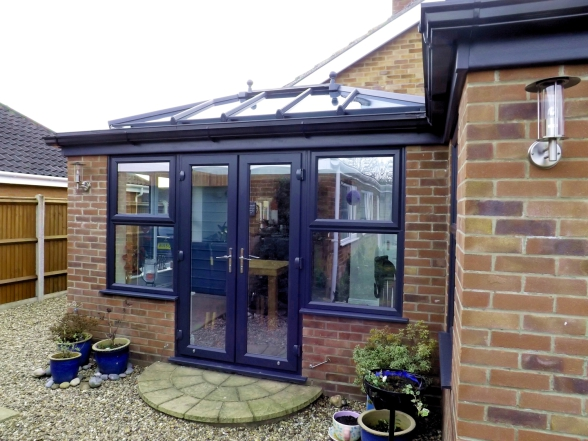 Horsford French Doors project