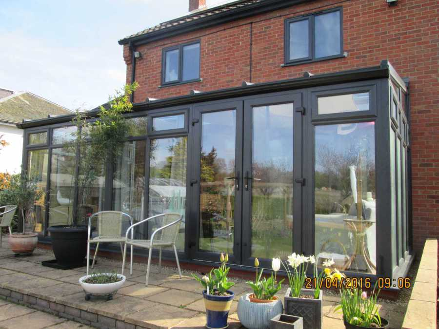 Horsford Lean-To Conservatories
