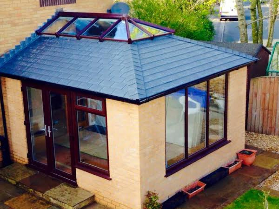 Horsford Orangery Roof project