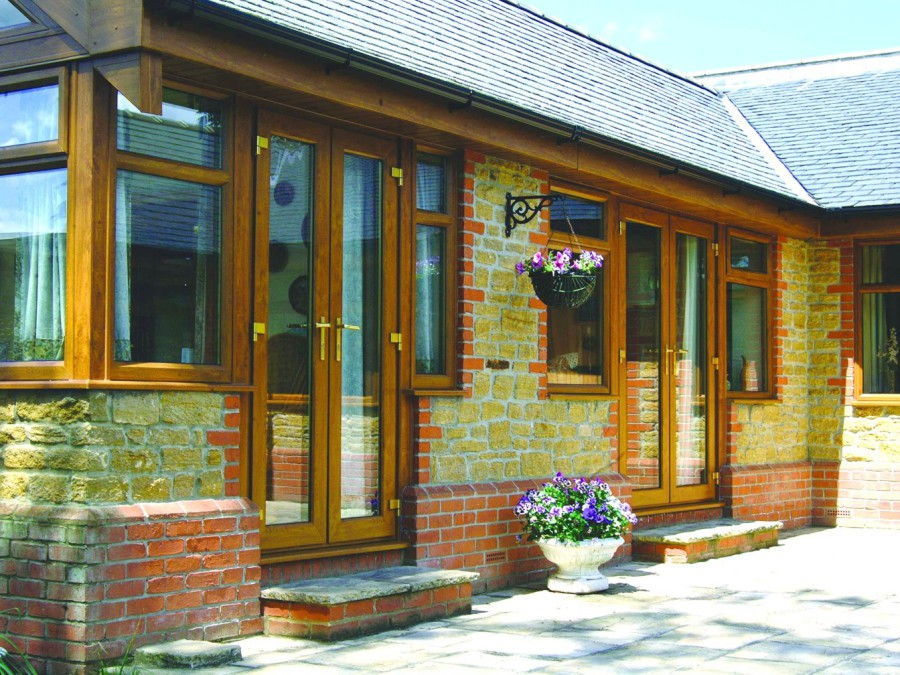 Horsford French Doors