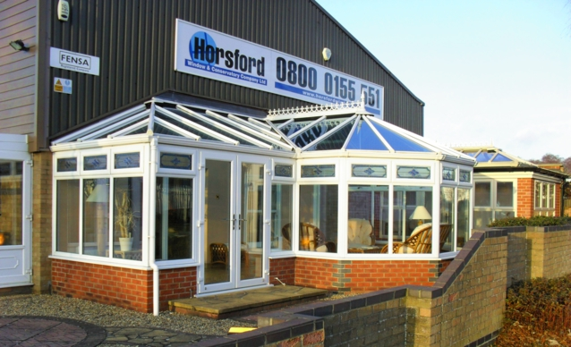 Horsford Norwich Showroom Conservatory