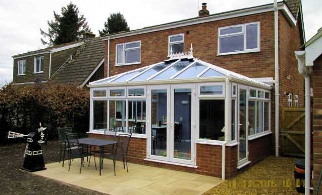 Horsford Edwardian Conservatory project
