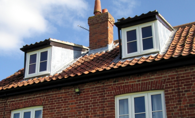 Horsford Dormer Windows project