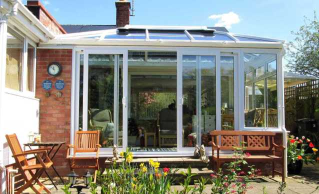 Horsford Patio Doors project