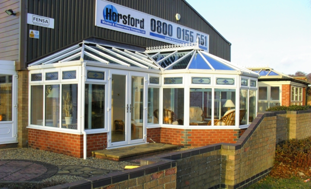 Horsford Norwich Showroom