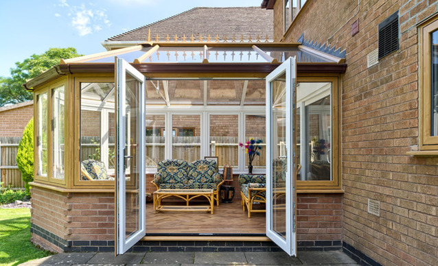 French Doors project